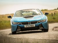 2015 BMW i8 UK, 46 of 50