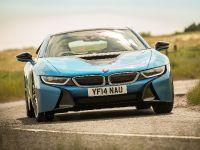 2015 BMW i8 UK, 47 of 50