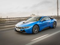 2015 BMW i8 UK, 48 of 50