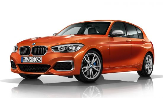 BMW M135i Facelift