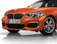 2015 BMW M135i Facelift, 2 of 3