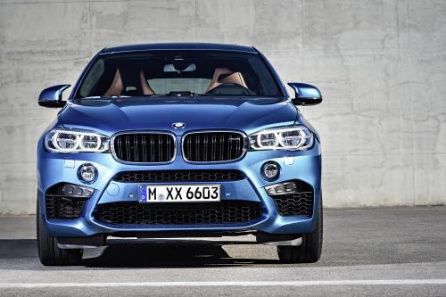 BMW Х5 М И Х6 М: типичное удовольствие от вождения