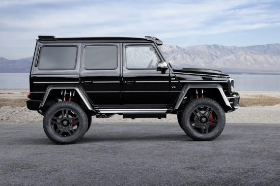 BRABUS Mercedes-Benz G 500 4x4