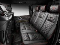 2015 BRABUS Mercedes-Benz G 500 4x4, 5 of 11