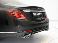 2015 Brabus Mercedes-Benz S500 Plug-in Hybrid, 12 of 18