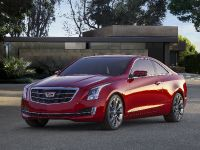 2015 Cadillac ATS Coupe, 1 of 14