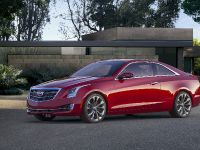 2015 Cadillac ATS Coupe, 3 of 14