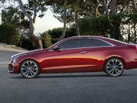 2015 Cadillac ATS Coupe, 5 of 14