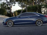 2015 Cadillac ATS Coupe, 6 of 14
