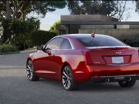 2015 Cadillac ATS Coupe, 9 of 14