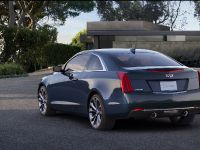 2015 Cadillac ATS Coupe, 10 of 14