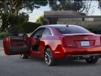 2015 Cadillac ATS Coupe, 11 of 14