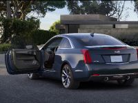 2015 Cadillac ATS Coupe, 12 of 14