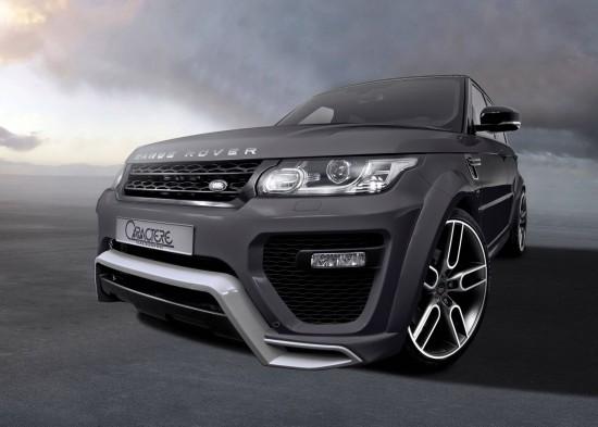 Caractere Exclusive Range Rover Sport