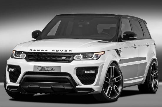 Caractere Range Rover Sport