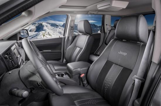 Carbon Motors Jeep Grand Cherokee BOSE