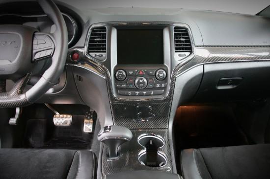 Carbon Motors Jeep Grand Cherokee SRT8