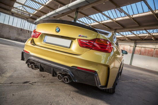 Carbonfiber Dynamics BMW M4