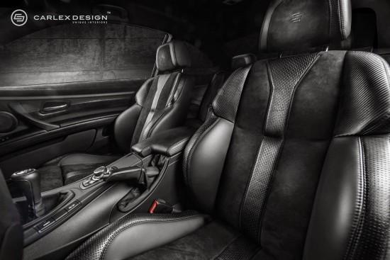 Carlex Design BMW M3 Black Spinell
