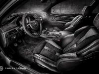 2015 Carlex Design BMW M3 Black Spinell, 9 of 11