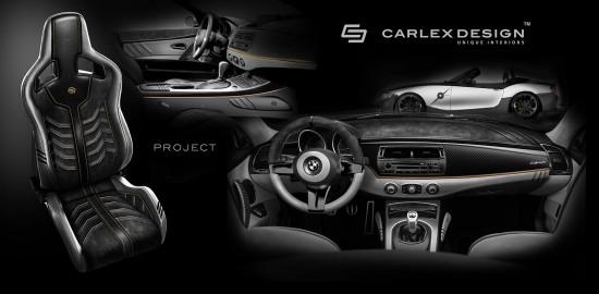 Carlex Design BMW Z4 Rampant
