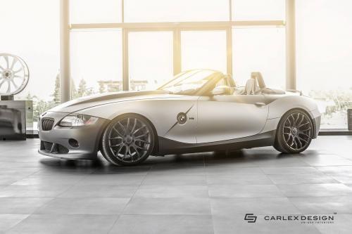 Carlex дизайн раскрывает образ нового БМВ Z4