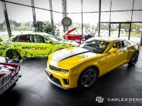 2015 Carlex Design Chevrolet Camaro ZL1, 1 of 15