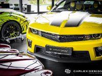 2015 Carlex Design Chevrolet Camaro ZL1, 4 of 15