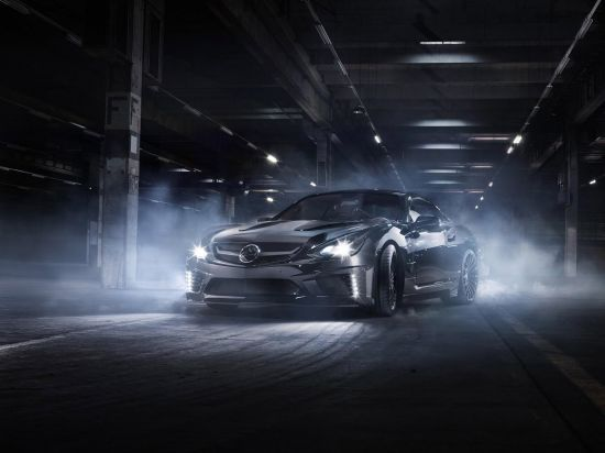 Carlsson Mercedes-Benz C25 Super GT Final Edition