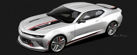 Chevrolet Camaro Chevrolet Performance Concept