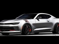 2015 Chevrolet Camaro Red Line Series Concept, 6 of 7