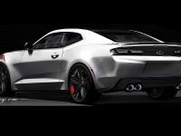 2015 Chevrolet Camaro Red Line Series Concept, 7 of 7