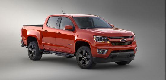 Chevrolet Colorado GearOn