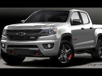 2015 Chevrolet Colorado Red Line Series Concept, 1 of 4