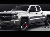 2015 Chevrolet Colorado Red Line Series Concept, 2 of 4
