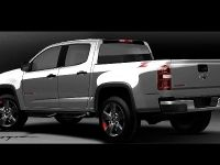 2015 Chevrolet Colorado Red Line Series Concept, 3 of 4