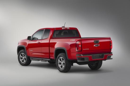 Chevrolet Colorado Trail Boss Edition