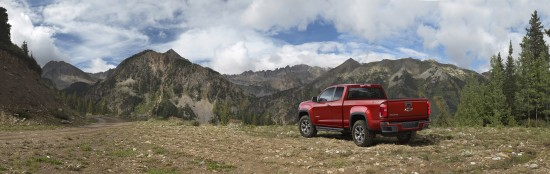 Chevrolet Colorado Trail Boss Edition