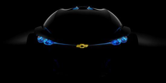 Chevrolet-FNR Autonomous Electric Concept