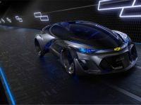 2015 Chevrolet-FNR Autonomous Electric Concept, 3 of 14