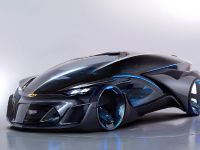 2015 Chevrolet-FNR Autonomous Electric Concept, 4 of 14