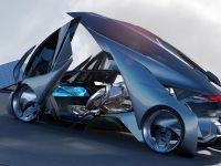 2015 Chevrolet-FNR Autonomous Electric Concept, 8 of 14