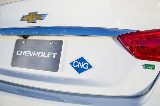 Chevrolet Impala Bi-Fuel CNG