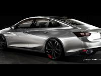 thumbnail image of 2015 Chevrolet Malibu Red Line Series Concept