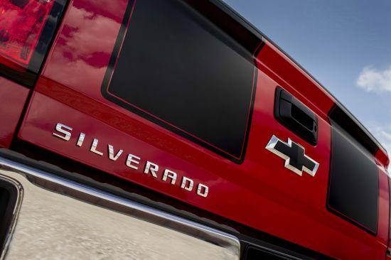 Chevrolet Silverado Rally Edition