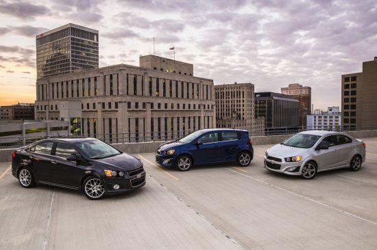 Chevrolet Sonic Family