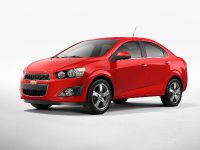 2015 Chevrolet Sonic Family , 3 of 10