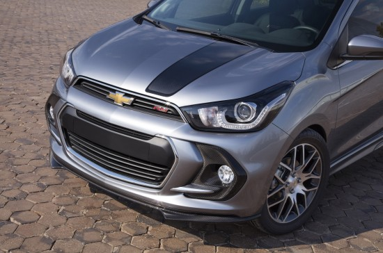 Chevrolet Spark RS Red Line Series Concept
