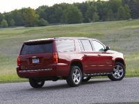 2015 Chevrolet Suburban LTZ, 5 of 7