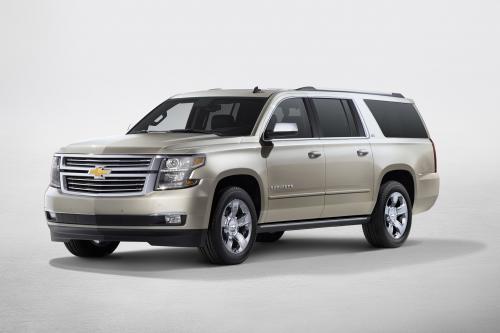 Chevrolet suburban - фотографии